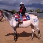 Photo of Smokey the horse during a riding lesson.jpg